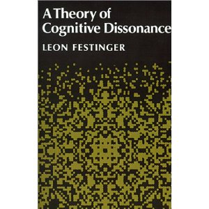 an analysis of leon festingers cognitive dissonance theory Leon festinger, a theory of cognitive dissonance (stanford university press 1957) festinger influenced by cognitive dissonance theory leon festinger (1957.